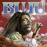 Album cover for Buju & Friends