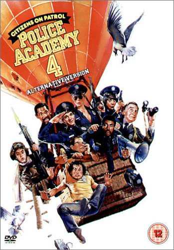 Police Academy 4: Citizens on Patrol / ����������� �������� 4: �������� �� �������������� (1987)