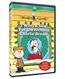 Get I Want A Dog For Christmas, Charlie Brown On Video