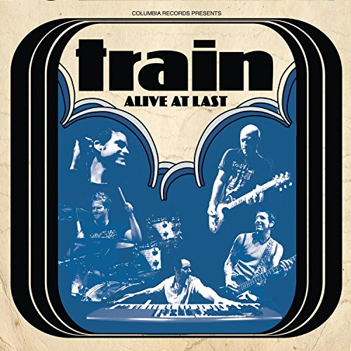 Train - Alive at Last - Zortam Music