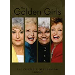 The Golden Girls Dvds
