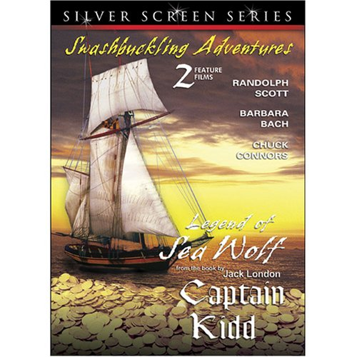 Captain Kidd/Legend Of Sea Wolf