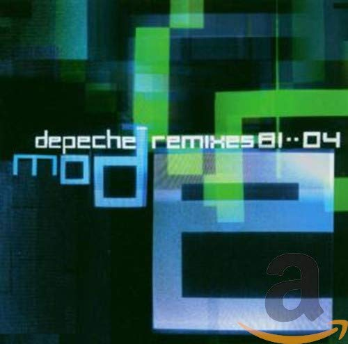Depeche Mode - Remixes 81 - 04 (Cd1) Promo - Zortam Music