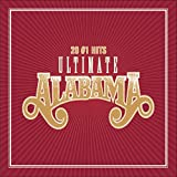 album art to Ultimate Alabama 20 # 1 Hits