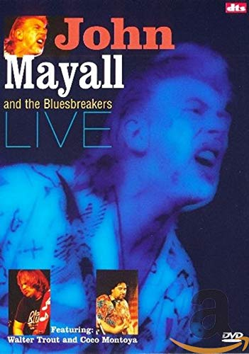 John Mayall & the Bluesbreakers: Live