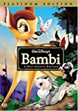 Bambi By DVD