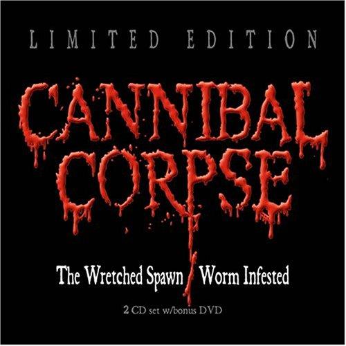 Cannibal Corpse - Worm Infested Digipak - Zortam Music