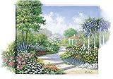 1000ピース 花の散歩道 11-124