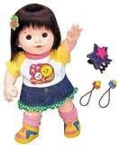 ぽぽちゃん お人形 2才 たんぽぽのぽぽちゃん レイヤーヘア