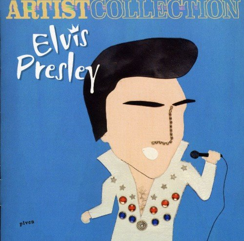 Elvis Presley - The Elvis Presley Collection: Love Songs Disc 1 - Zortam Music