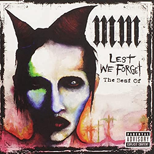 Marilyn Manson - Lest We Forget  The Best of Marilyn Manson - Zortam Music