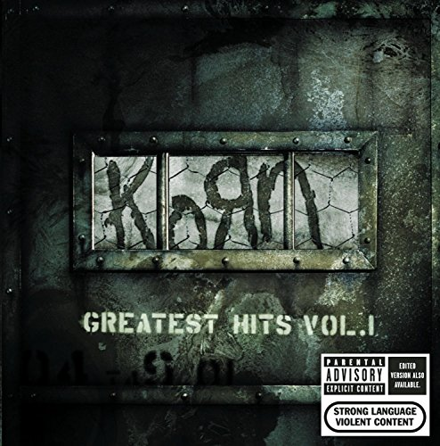 Korn - Korn - Greatest Hits, Vol. 1 - Zortam Music