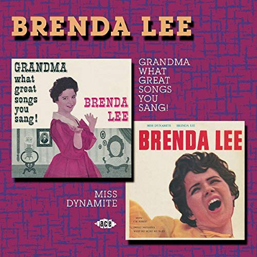 Brenda Lee - Grandma, What Great Songs You Sang!/Miss Dynamite - Zortam Music