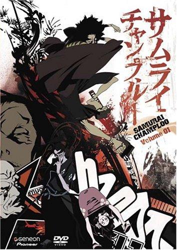Samurai Champloo / Самурай Чамплу (2004)