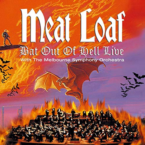 Meat Loaf - Bat Out of Hell Live (Limited Edition) - Zortam Music
