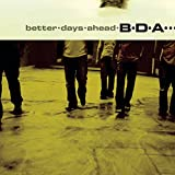 Cubierta del álbum de Better Days Ahead