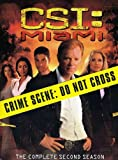 Csi: Miami - Complete Second Season (7pc) (Ws)