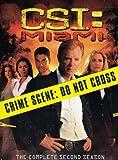 Csi: Miami - Complete Second Season (7pc) (Ws)