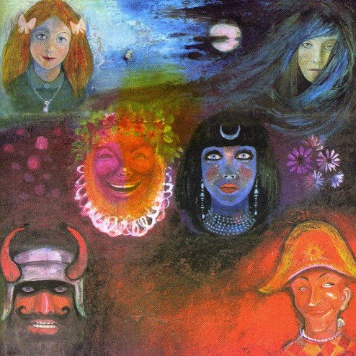 King Crimson - In Wake of Poseidon - Zortam Music