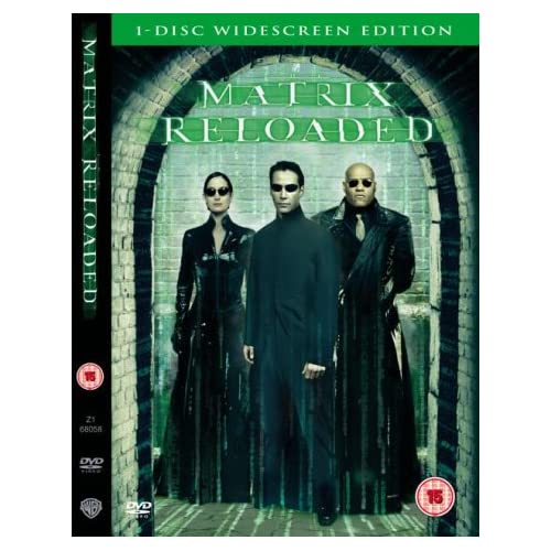 The Matrix Reloaded[2003]DvDrip[Eng] BugZ preview 0