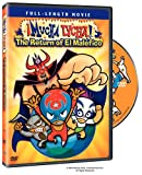 Get Mucha Lucha: The Return Of El Malefico On Video