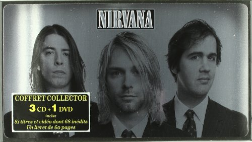 Nirvana - With The Lights Out [3cd Box Set   Dvd] - Zortam Music