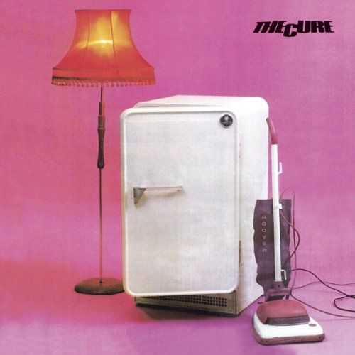 The Cure - Three Imaginary Boys (The Cure) - Zortam Music