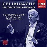 Pochette de l'album pour Tchaikovsky: Symphony 4