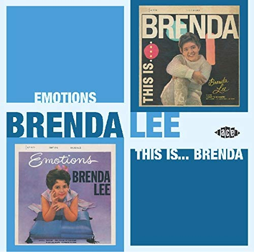 Brenda Lee - This Is...Brenda/Emotions - Zortam Music