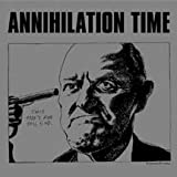 Capa de Annihilation Time