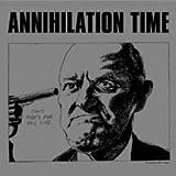 Albumcover für Annihilation Time