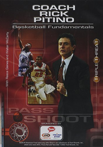 Rick Pitino: Basketball Fundamentals