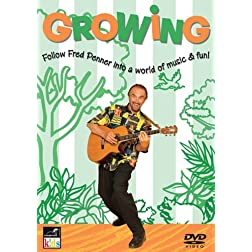 Growing with Fred Penner