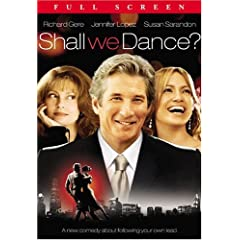 Shall We Dance? Richard Gere
