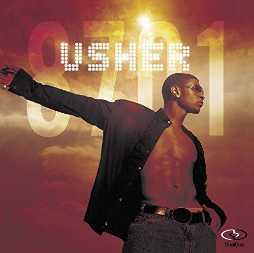 Usher - 8701 [DualDisc] - Zortam Music