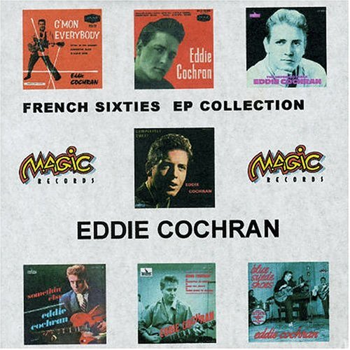 Eddie Cochran - 25 Years / Hits Vol. 5 [disc 1] - Zortam Music