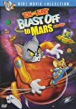 Get Tom And Jerry Blast Off To Mars On Video