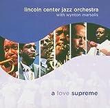 Album cover for A Love Supreme