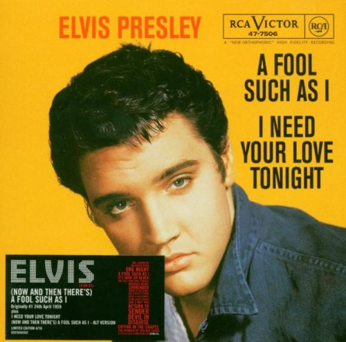 Elvis Presley - The Fool - Zortam Music