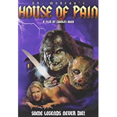 Dr Moreaus House of Pain