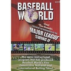 Teaching the Mechanics of Major League Swing