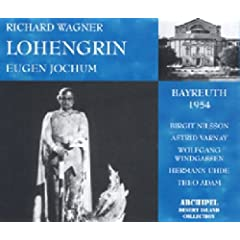 Wagner: Lohengrin [UK-Import]