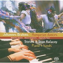 Danses Hongroises - Brahms B0006PV5IA.08._AA240_SCLZZZZZZZ_