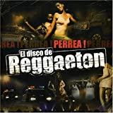 Capa do álbum El Disco de Reggaeton