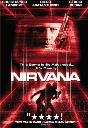 Nirvana Region 1 DVD
