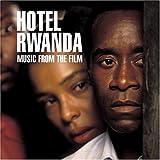 Skivomslag för Hotel Rwanda