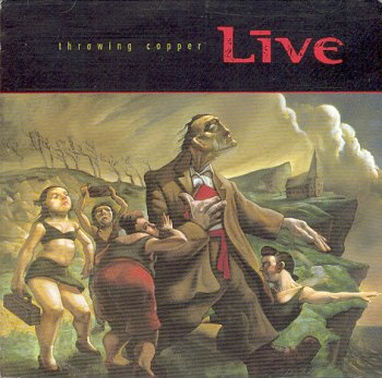 Live - Throwing Copper  Secret Samadhi - Zortam Music
