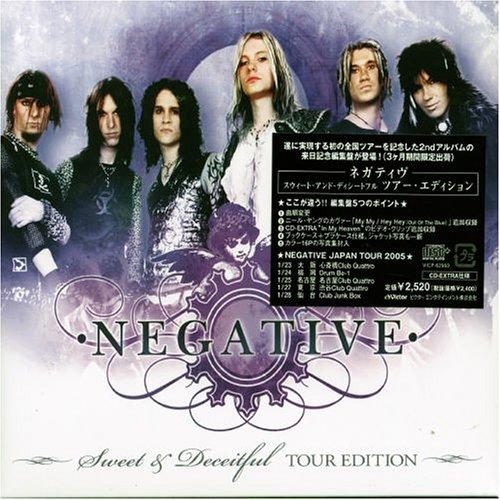 Negative - Sweet & Deceitful - Zortam Music