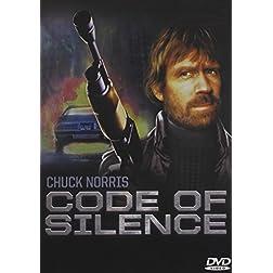 Code of Silence  DVD