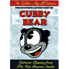 The Complete Adventures Of Cubby Bear
